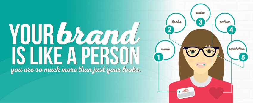 How your brand is like a person