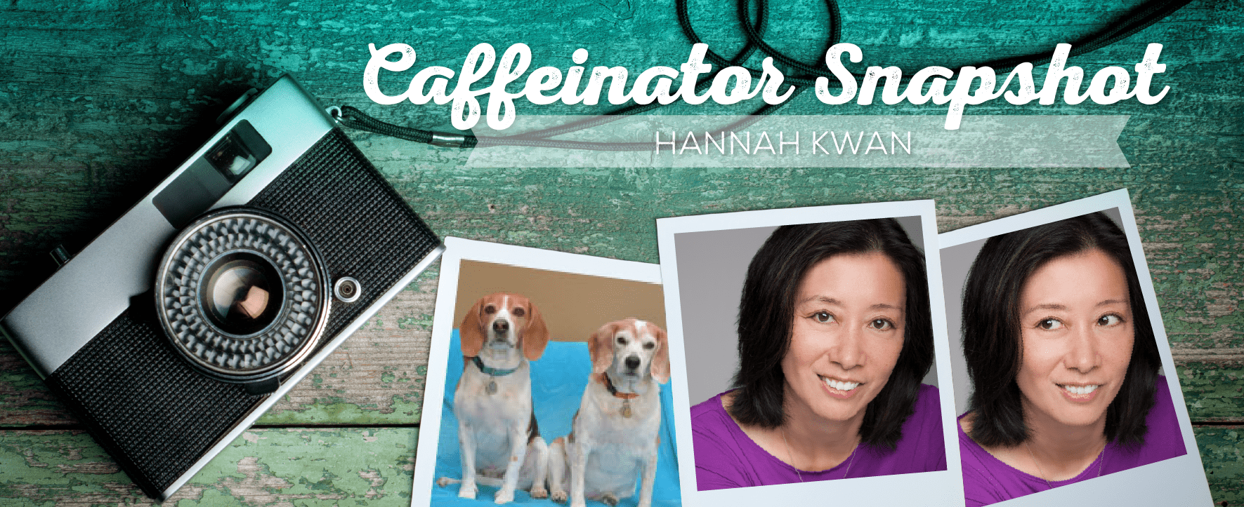 Meet Hannah Kwan Caffeinated developer