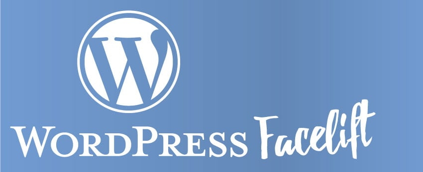 WordPress v 3.8